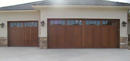 Metal Garage Door Repair in Baytown Texas