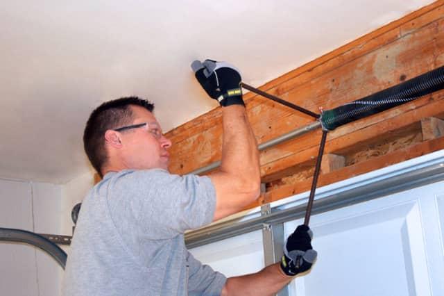 Garage Door Repair Service Metal Garage Door Repair In